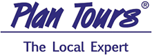 Plan Tours, The Local Expert Logo